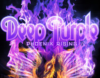 Deep Purple Image design