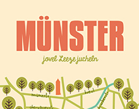 City Poster - Münster
