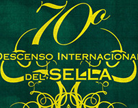 70th International Descent of the river Sella