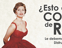 Museo Arqueológico de Sevilla Campaña Publicitaria