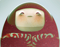 GEISHA MATRIOSHKA