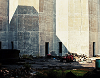 Azel factory _ abandoned since 1997