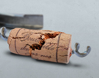 "Overmeer ""Screw the Cork"" Ad Campaign"