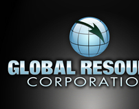 Global Resource Corporation Logo
