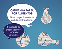 Paper for food