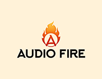 Audio Fire | Logo