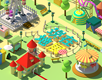 Amusement Park Exhibition