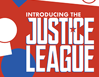 introducing the justice league