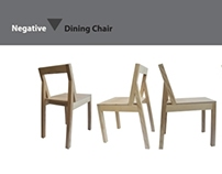 NTC: Negative Triangle Chair