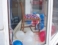Jubilee Window Display