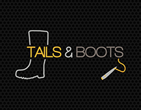 Tails&Boots branding