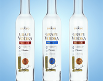 Shabo Grape Vodka printed by DanCo Decor Company