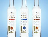Shabo Grape Vodka printed by DanCo Decor Company