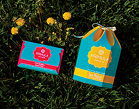 Primula Tea Package Design