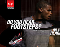 Under Armour - Do You Hear the Footsteps?