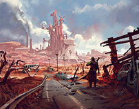 Into the Wasteland
