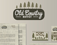 Old Country Buffet Re-Brand