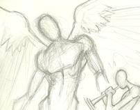 Sketchbook: wings