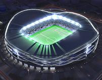 Estadio del Atlántico