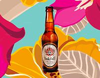 Bakfull Beer. Direction artistique / réalisation.