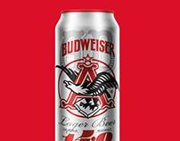 Budweiser 140th anniversary