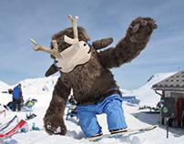 Snowboarder // Creature Industry x Snowtown //