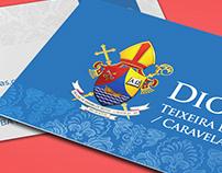 Diocese Teixeira de Freitas | Identidade Visual