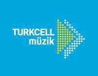 Turkcell Müzik/İnfographic/E-mailing
