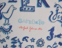 Garabato - Jack Johnson / CD Deluxe