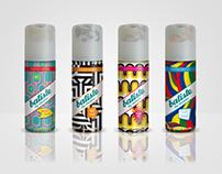 D&AD Batiste Dry Shampoo