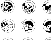 Zoo Icons Project