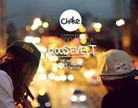 Lookbook SENTIDO PRAÇA ROOSEVELT - CHOKE - 2013
