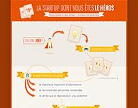 La Startup dont vous êtes le héros