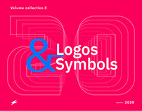 Logofolio. Logo collection 2020