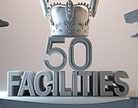 50 Facilities Entry Competion