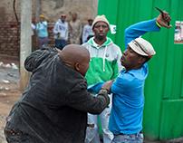 Print: Xenophobia