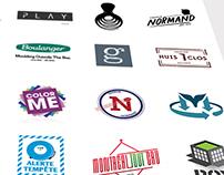 Logos variés