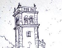 Exposição Urban Sketching, Ponta Delgada