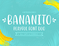 Bananito Font Duo
