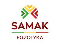 Logo design - Samak Egzotyka