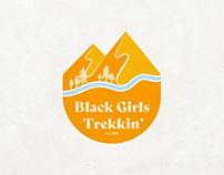 Black Girls Trekkin' Rebranding