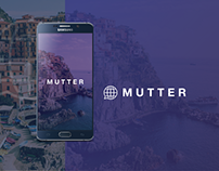 Mutter - Language Learning UX Design