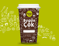 Bonnyfood Coffee Cup