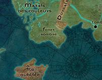 Arcticus World Map