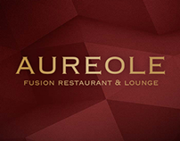 Aureole - Fusion Restaurant & Lounge Website