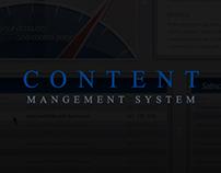 NextClient CMS Interface