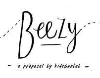 Beezy - a proposal by KitchenLab