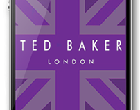 Ted Baker Augmented Reality