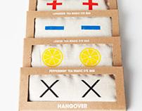 Magic tea eye bags - Sacs magiques de thé pour les yeux