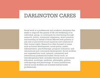 Darlington Cares Branding